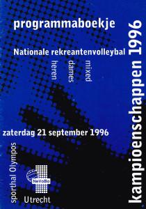 uitslag NRK 1996