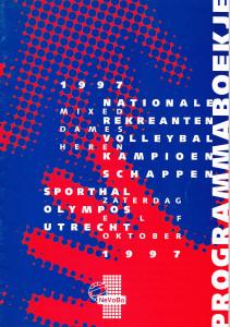 uitslag NRK 1997
