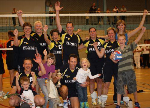 mixed Florie NVC 1e NRK 2009