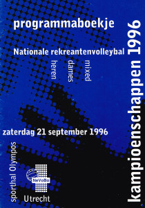uitslagen NRK 1996-2016