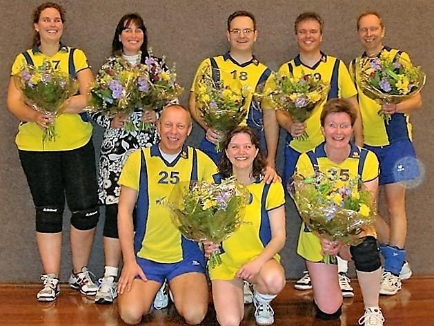 Limes 2 2e mixed C seizoen 2010-2011