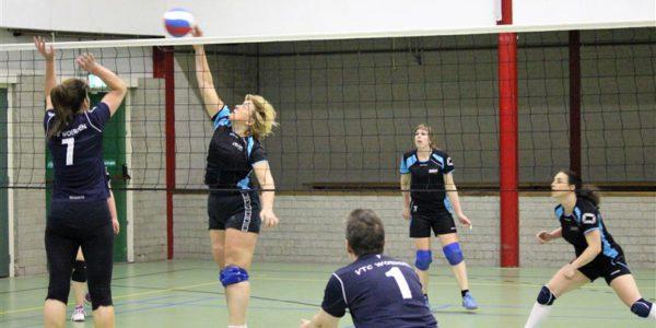 VTC Woerden 3 - Vives 1