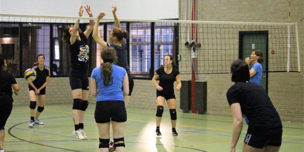 VV Utrecht 1 - SV Lunetten 2 (1)