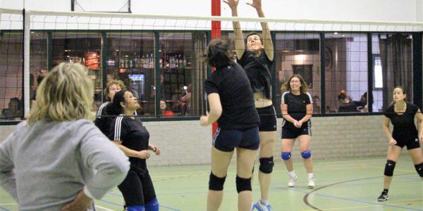 VV Utrecht 1 - SV Lunetten 2 (2)