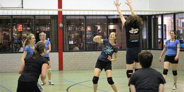 VV Utrecht 1 - SV Lunetten 2