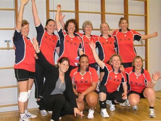 RVN kampioen poule C seizoen 2012-2013