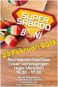 VV Boni toernooi
